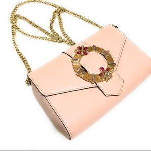 Small Purse gold chain shoulder bag